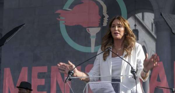 Caitlyn Jenner Said She'll Run For California Governor In A Recall Election